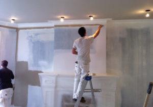 schilderwerk binnen en buiten